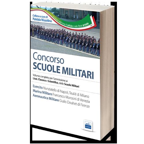 Libro Concorso Scuola Militare Aeronautica