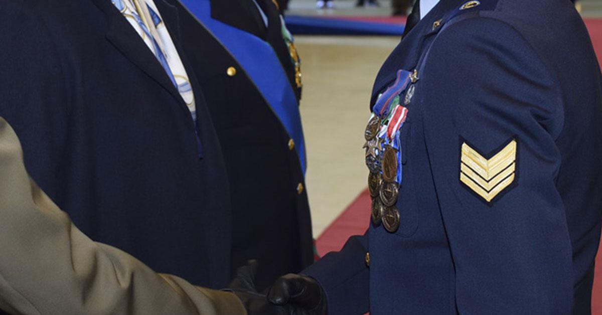 Bando di Concorso 300 Sergenti Aeronautica 2016 - Interno