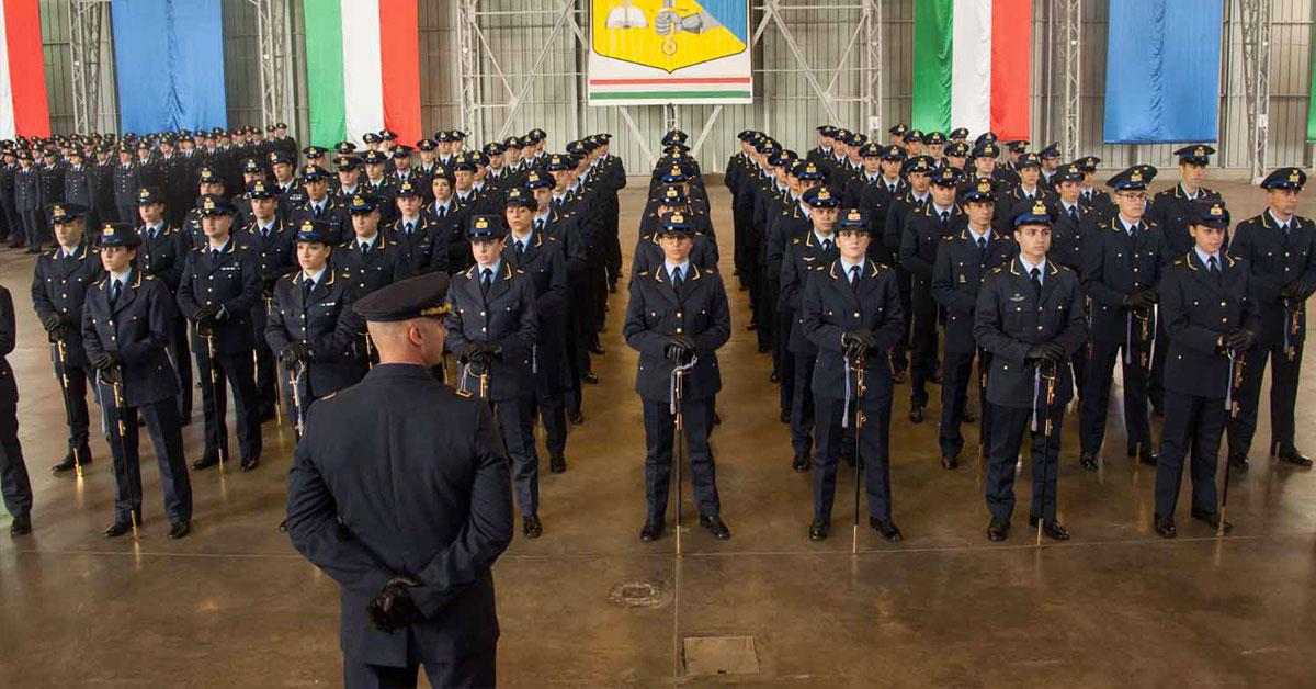 Concorso 96 Allievi Marescialli dell'Aeronautica Militare 2017 - Bando