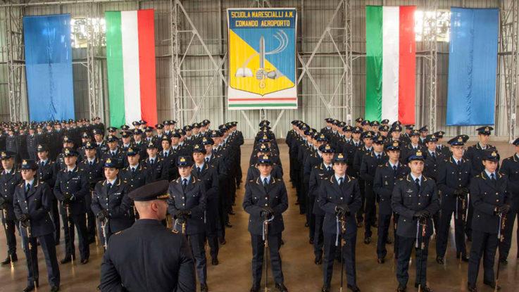 Concorso Interno 42 Allievi Marescialli Aeronautica 2017