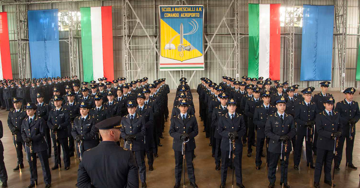 Concorso Interno 42 Allievi Marescialli Aeronautica 2017 – Bando