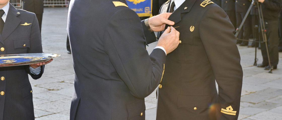 Concorso 41 Ufficiali in SP Ruoli Speciali Aeronautica 2017