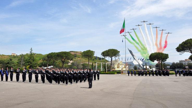 Concorso 81 Allievi Ufficiali Accademia Aeronautica 2018