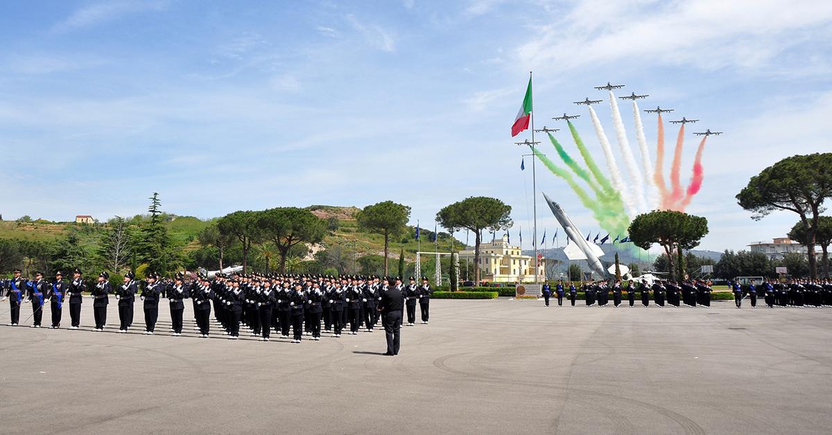Concorso 81 Allievi Ufficiali Accademia Aeronautica 2018 - Bando