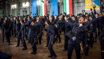 Concorso Interno 43 Allievi Marescialli Aeronautica 2018