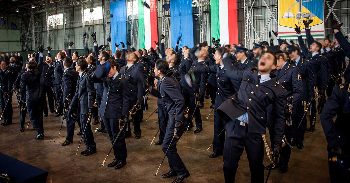 Concorso Interno 43 Allievi Marescialli Aeronautica 2018 – Bando