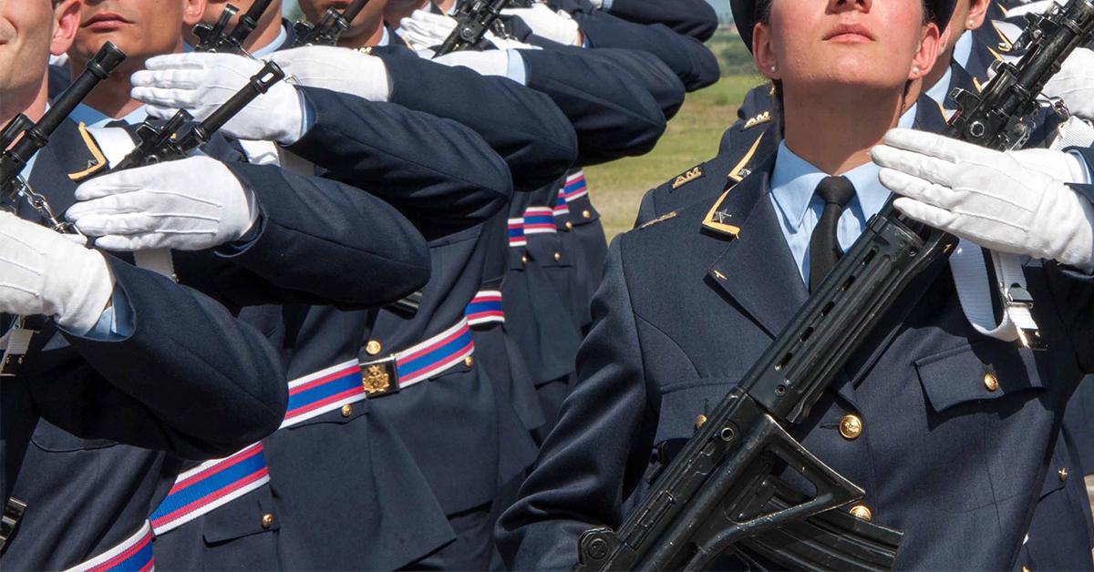 Stipendio Maresciallo Aeronautica: ecco quanto guadagna un Maresciallo dell'Aeronautica Militare
