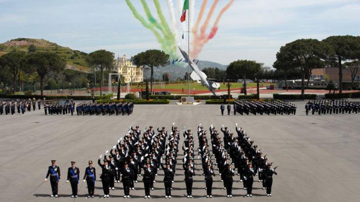 Concorso 83 Allievi Ufficiali Accademia Aeronautica 2019
