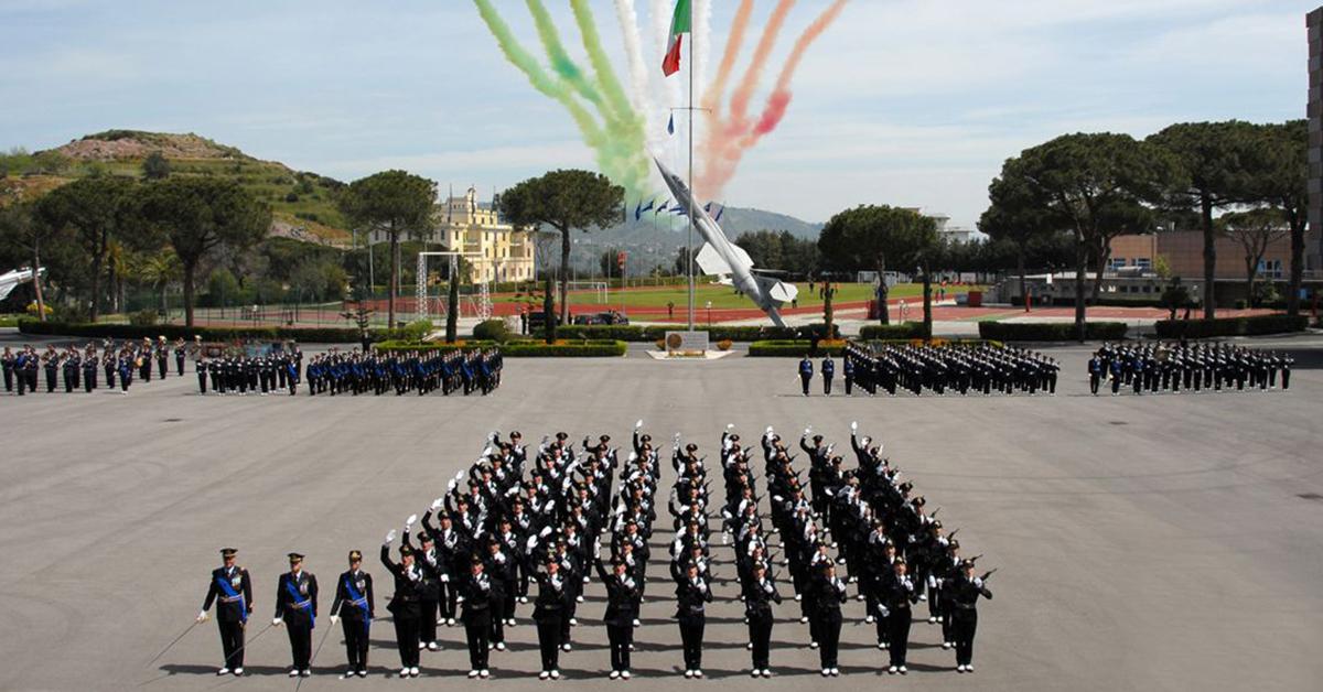 Concorso 83 Allievi Ufficiali Accademia Aeronautica 2019 - Bando