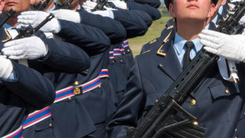 Concorso 96 Allievi Marescialli dell'Aeronautica Militare 2019