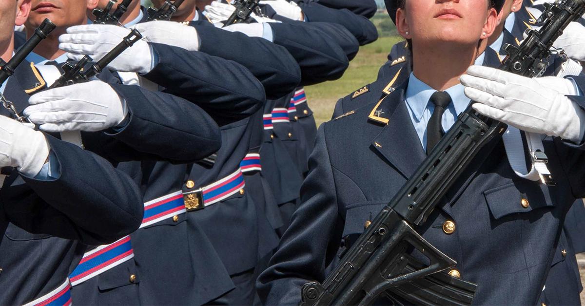 Concorso 96 Allievi Marescialli dell'Aeronautica Militare 2019 - Bando
