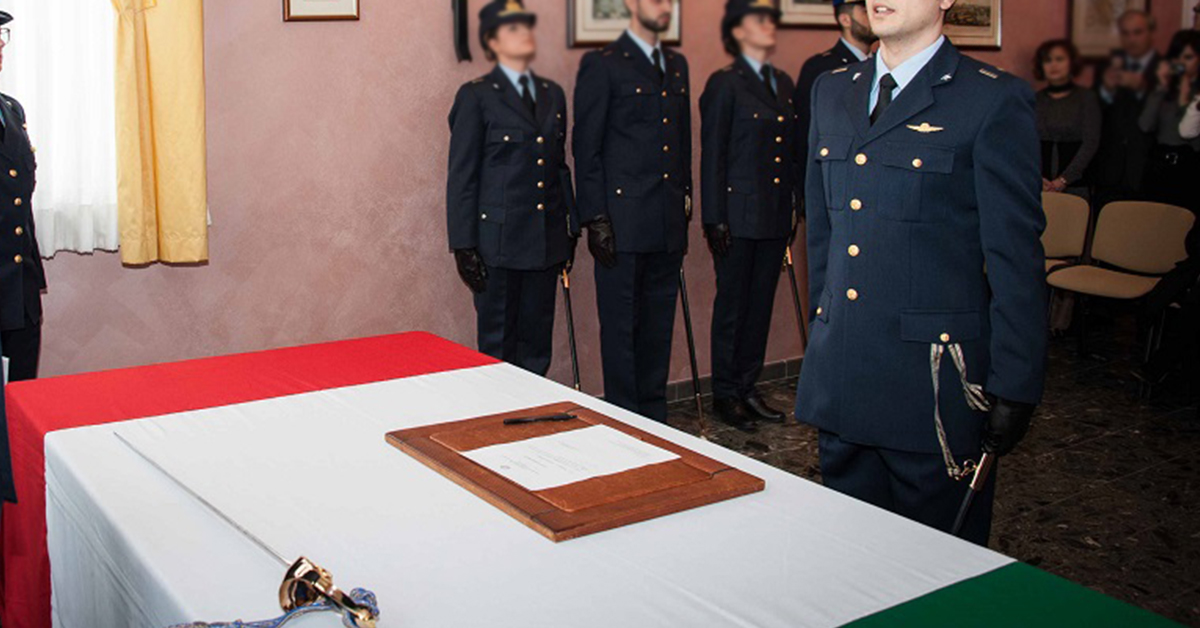 Concorso 5 Marescialli a Nomina Diretta 2019 Aeronautica - Bando